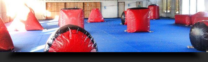 Phoenix paintball arena